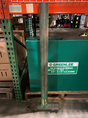 ONE (1) USED Greenlee Cable Wire Puller Tugger T-Boom Extension