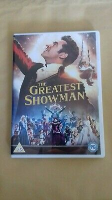 The Greatest Showman [DVD] [2017]  - FREE POSTAGE