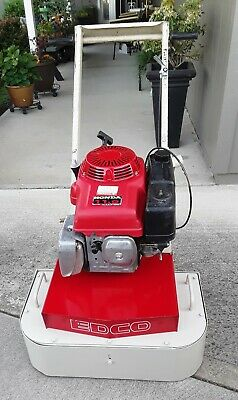 EDCO DUAL-DISC CONCRETE FLOOR GRINDER - Model: 2GC-11H