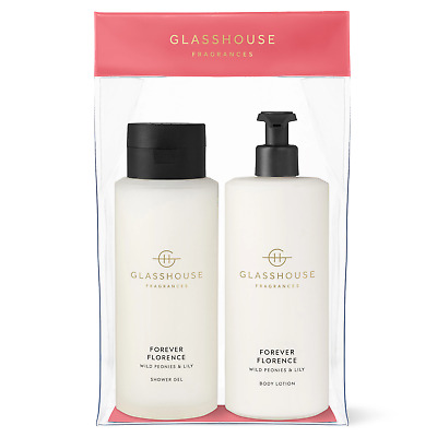 Glasshouse - Forever Florence Body Duo Gift Set