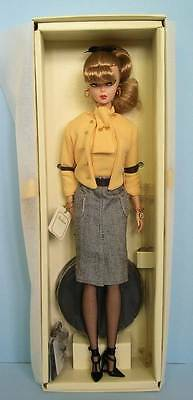 The Secretary Barbie Doll, The Barbie Fashion Model Collection, Nrfb, 2007 L7322