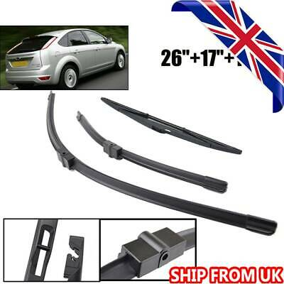 FOR FORD FOCUS MK2 Hatchback 2004 2011 56,57,58 Plate Front