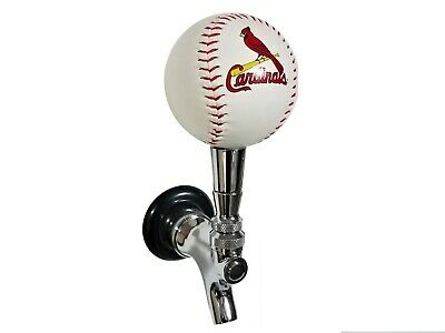St. Louis Cardinals Licensed Baseball Beer Tap Handle