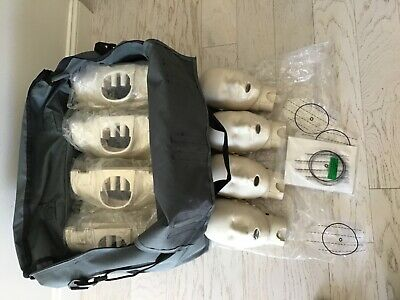 Prestan PPAM100MMS Adult CPR-AED Training Manikin without Monitor