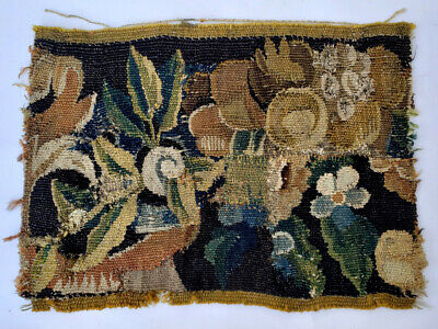 An 18th Century Tapestry Fragment