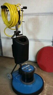 "WINDSOR STORM 20"" 175 rpm 1.5 HORSEPOWER PRE OWNED FLOOR MACHINE with PAD DRIVER"