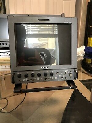 "Sony LMD-9050 9"" Multi-Format LCD Professional Video Monitor"