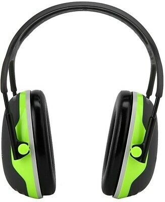 Soundproof Noise Reduction Protective Earmuffs NRR 27dB