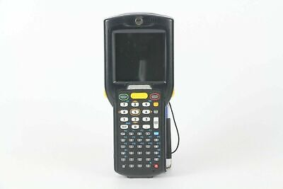 Motorola Symbol MC3190-GI4H04E0A Wifi Bluetooth Scanner Windows CE 6.0 2D Imager