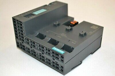 Siemens 6ES7 151-8AB01-0AB0 SIMATIC S7 ET200S PN/DP Central Processing Unit