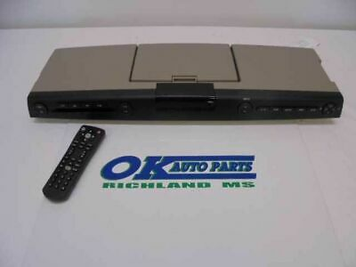 08 Ford Expedition Explorer Khaki Roof Mounted Entertainment Console With Remote