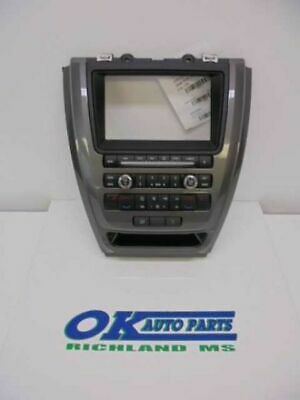 11-12 Fusion Radio Control Panel With Heated Seat And Navigation Option