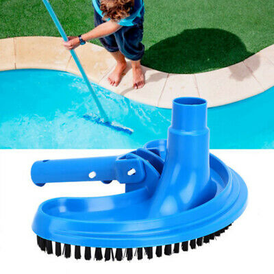 Flexible Vacuum Head Swimming Pool Curved Suction Head Cleaning Parts Strong Kit