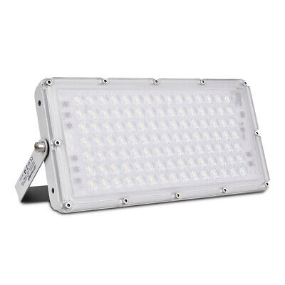 Modular LED Floodlight 100W Outdoor Security Light Warm/Cool White