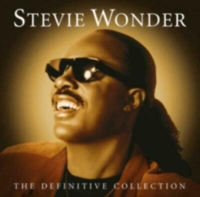 Stevie Wonder: Definitive Collection (Cd.)