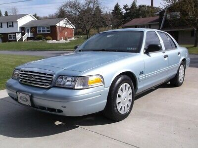2008 Ford Crown Victoria  Beautiful, Original, Rare, Special N.C. Court Ordered Vehicle Driven By Judge