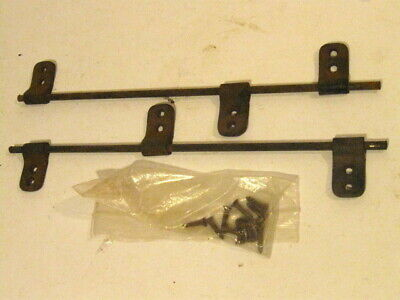 Vintage Singer Long Bar Hinges from 31-15 Sewing Machine Cabinet Shelf