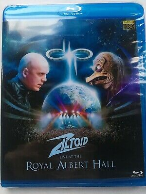 Devin Townsend Presents Ziltoid Live at the Royal Albert Hall (NEW Blu-ray disc)