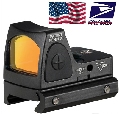 RMR Red Dot Sight Collimator/Reflex Sight Scope 20mm Airsoft / hunting