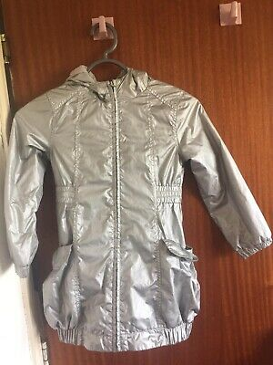 raincoat Silver George 6-7