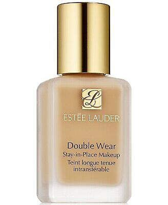 New! Estee Lauder Double Wear Stay-in-Place Makeup 1W2 Sand 1 oz / 30 ml