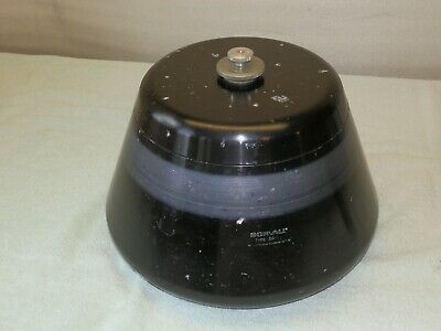 DuPont Instruments - Sorvall GS-3 Rotor With Lid