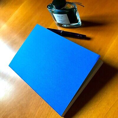 400 pages Tomoe River Notebook - Japanese Fountain Pen Friendly Paper