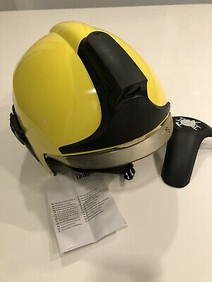 Dräger HPS® 7000 Firefighters Helmet With Built In Torch - New