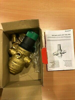 Honeywell pressure reducing valve - DO6F-1/2B - 15mm PRV