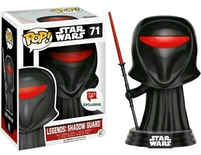 Funko Pop Star Wars SHADOW GUARD #71 Legends LIMITED 2015 Walgreens EXCLUSIVE