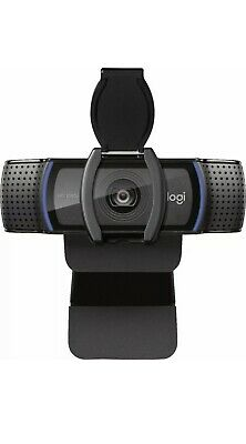 Logitech C920S Pro HD 1080p Webcam with Privacy Shutter. In-Hand!