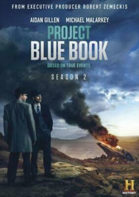 PREORDER - PROJECT BLUE BOOK: SEASON 2 (DVD) UK Compatible