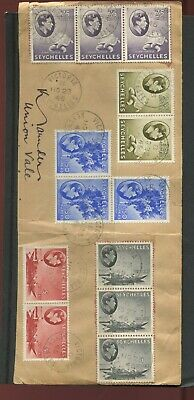 Seychelles cover with high catalogue multiples