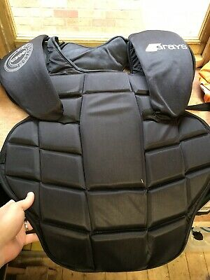 Grays G500 Hockey Goalkeeper Chest And Arm Protectors not OBO