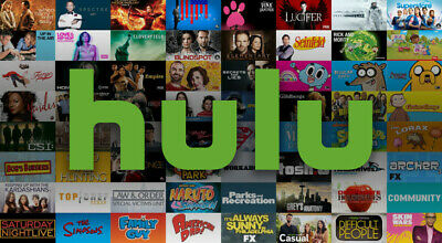 Hulu Premium Account for 1 Year | No Ads | Fast Delivery