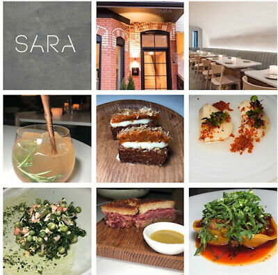 Sara Restaurant in Toronto by Food Dudes - $150 Dining Gift Certificate