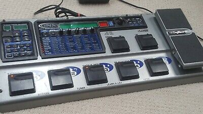 DigiTech GNX-3 Multi Effects Guitar Processor Pedal 8Track Recorder Looper GNX3