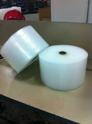 "3/16"" x 12"" Small Bubbles Perf 12"" 700 ft bubble cushioning wrap padding roll"