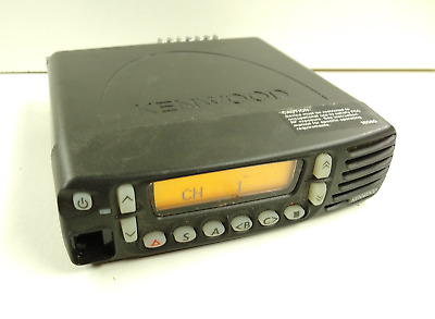 Kenwood TK-8180 UHF mobile 25W 128CH {400-470 MHz} GMRS/amateur w/ accessories