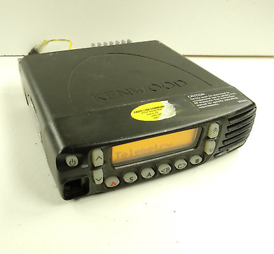 Kenwood TK-7180 VHF mobile 25W 128CH {136-174 MHz} LMR/amateur w/ accessories