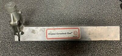 "Original Cornerbead Tool 1 1/4"" for Drywall Genuine Corner Bead tool"