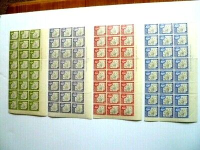 Commonwealth George VI stamps MNH