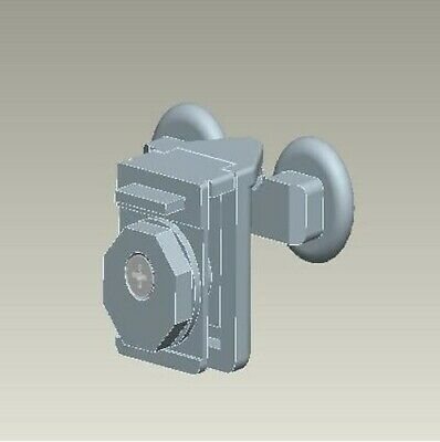 Ideal Standard LV846AA Synergy Top Wheel Assembly