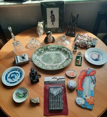 House Clearance Joblot Vintage/modern items as found...PLEASE SEE PICS....