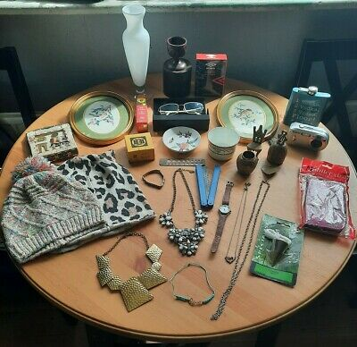 House Clearance finds Job Lot Vintage/modern Mixed items....please see pics....
