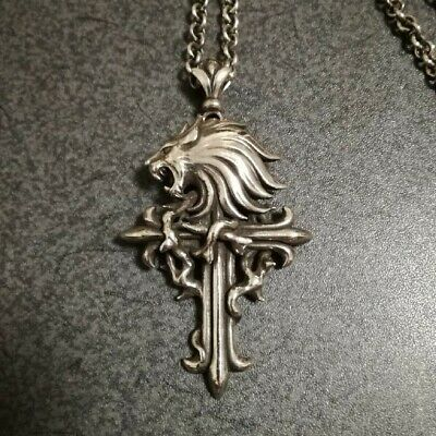 FF8 squall necklace SQUARE ENIX Official Store Limited