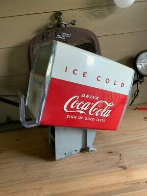 Vintage Coca Cola Coke  Soda Fountain Dispenser All Original 1960'S