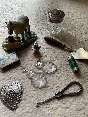 Job Lot Of Vintage Collectables And Curios. Mixed Items