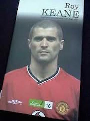 Roy Keane _ Stafford Hildred & Tim Ewbank __ Brand New __ Freepost Uk