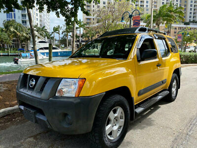 2006 Nissan Xterra 4dr SE V6 Automatic 4WD 2006 Nissan Xterra S, 4WD, 1 Owner, Solar Yellow exterior, everything works. CLN